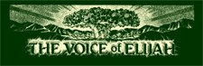 The Voice of Elijah logo